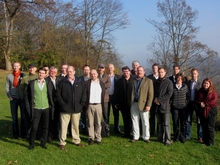 The participants in the IHP-conference in Remagen.