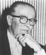 Otto Lummitzsch, founder and first director of the THW,1950-1955.