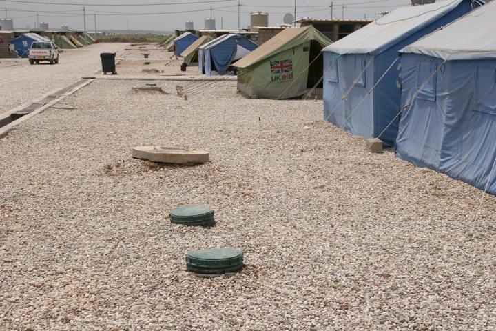 thw einsatz in der region kurdistan im nord irak. Black Bedroom Furniture Sets. Home Design Ideas