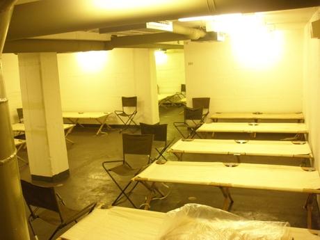 Obdachlosenunterkunft Hamburg