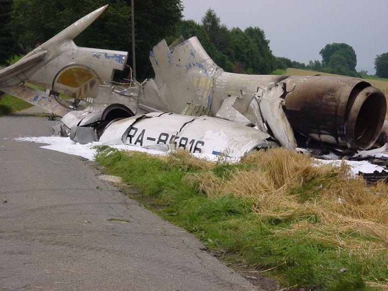 Flugzeugabsturz überlingen