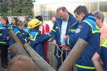 Besuch des Ministerpräsidenten Stephan Weil im Ortsverband Wolfsburg.