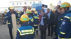 Besuch des Ministerpräsidenten Stephan Weil im Ortsverband Wolfsburg. (Bild anzeigen)