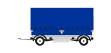 Anhänger 7 t div Aufbau (Anh 7)