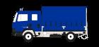 Mehrzweckkraftwagen Typ A, 3,5t, gl, Ladebordwand (MzKW A)