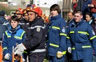 Young THW-volunteers and Tunisian civil protection experts. (show image)