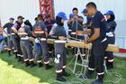 During the Basic Training, the future volunteer civil protection operatives learned the basic techniques they will need.