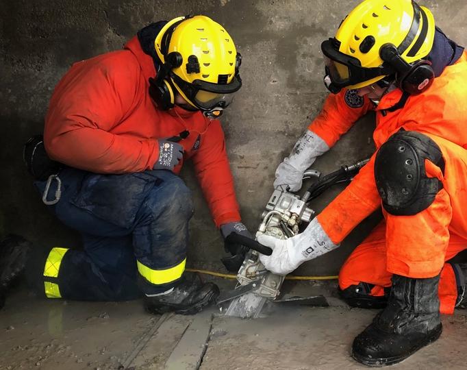 Earthquake in Modulistan: SEEBA and ATF practice in Denmark