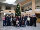 22 participants from 14 nations were trained in the workshop.