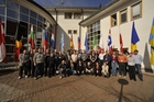 Participants from 13 EU-states took part in the course which had been organised for team leaders of disaster control modules in Slovenia and Croatia.