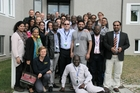 The participants of the Food Security Cluster Coordinator Trainings at the THW-Bundesschule Neuhausen. (show image)